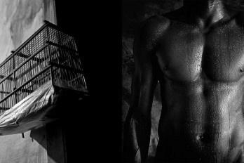 """Exposição e livro de fotografia inspirados pelo """"Poema Sujo"""", de Ferreira Gullar"""