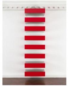 <br />Donald Judd  [Art © Judd Foundation. Licensed by VAGA]