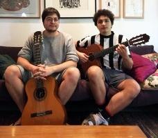 Paulo e João, os Irmãos Sampaio<br />Foto divulgação