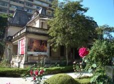 Casa das Rosas<br />Foto Dirceu Rodrigues