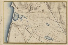 Randel Farm Map No. 64, 1819 Used with permission of the City of New York and the Office of the Manhattan Borough President