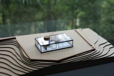 Glasshouses, Philip Johnson Maquete, 1:100 <br />Foto divulgação