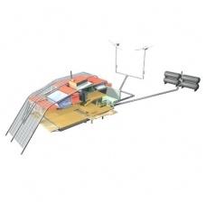 Konzeptstudie biosphärenkompatibles Gebäude auf dem Gelände des Lehrstuhls Baurealisierung und Baurobotik in Garching