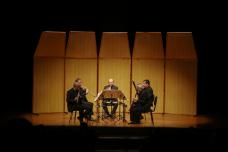 Quinteto de Sopros Camargo Guarnieri se apresenta em 2019 no projeto Osesp MASP<br />Foto Daniel Cabrel