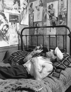 Criaturas de ensueño, Paris 1952<br />Atelier Robert Doisneau, 2016  [Fundación Canal]
