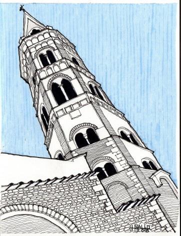 Torre da Badia Fiorentina, Firenze