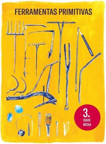 3. Idade média: ferramentas primitivas