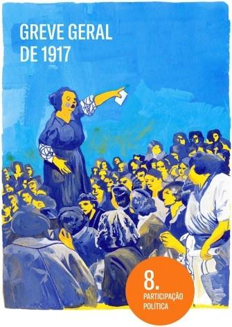 8. Participação política: greve geral de 1977
