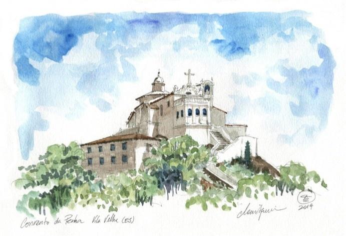 Convent of Penha, Vitoria, 16th century