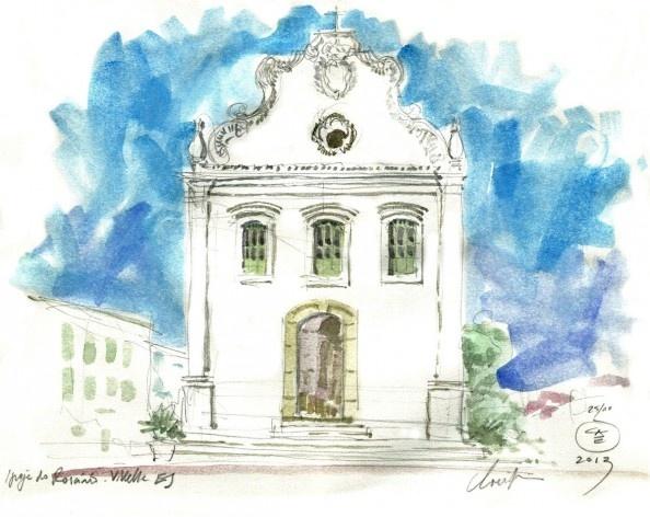 Rosario Church, Old Town, 16th century