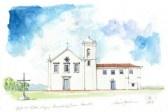 Church of Reis Magos, Nova Almeida, Serra, 16th century