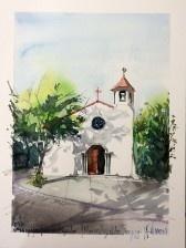 Igreja de Morro Azul, Brasil