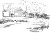 Jardins da Villa Emília e Lineu, Petrópolis, 1995