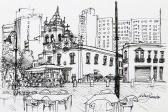 Largo de Santa Rita, Rio de Janeiro RJ