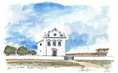 N. S. das Neves Church, Presidente Kennedy, século 17