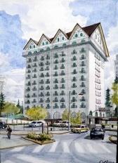 Hotel Tannenhoff, Joinville SC