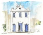 Igreja São Gonçalo, Vitória, século 18