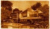 Casa na Praia da Enseada, Guarujá, arquiteto Zalszupin