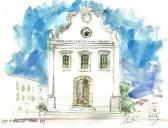 Igreja do Rosário, Vila Velha, século 16