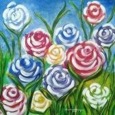 Flores multicoloridas (1)