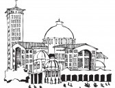 Basilica of Our Lady of Aparecida, Aparecida do Norte SP