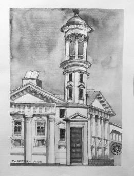 Igreja Presbiteriana Independente, Centro Histórico, Curitiba PR