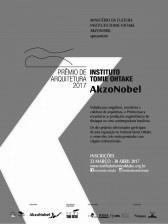 Prêmio de Arquitetura Instituto Tomie Ohtake Akzonobel