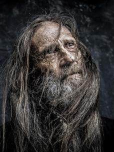 Ermitão, conquistou três estatuetas: Melhor Retrato de Pessoas, Melhor Foto Digital e Foto de Capa - Edição 2019/2020<br />Foto Mirian Costa (PR)