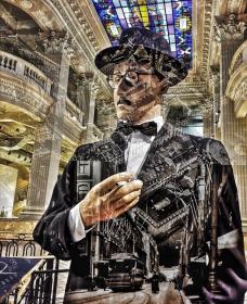 Labirintos de Pessoa, levou a estatueta Melhor Foto Editada/Montada - Edição 2019/2020<br />Imagem Alexandre Eckert (RS)