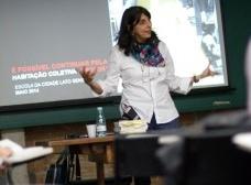 Lizete Rubano<br />Foto divulgação  [Escola da Cidade]