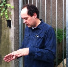 Angelo Bucci<br />Foto Abilio Guerra