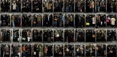 Julio Bittencourt: Plethora (Tokyo Subway), 2016