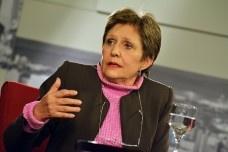 Erminia Maricato no Café Filosófico<br />Foto divulgação  [CPFL / TV Cultura]