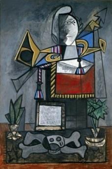 Monument aux espagnols morts pour la France (Monumentos a los españoles muertos por Francia), 1946-47<br />Pablo Picasso