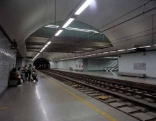 Architectural Project for the Porto Metro (subway) Porto, Portugal, 1997-2005<br />Photos by Luis Ferreira Alves