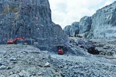 """Brasil: o """"espetáculo do crescimento"""". Usina hidroelétrica de Belo Monte<br />Foto Iwan Baan  [divulgação]"""