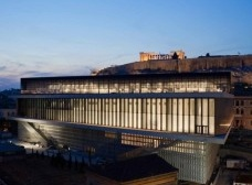 New Acropolis Museum<br />© Christian Richters;©Esto;©Nikos Daniilidis;©Bernard Tschumi Architects