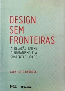 """""""Design sem fronteiras"""" (Edusp), de Lara Leite Barbosa<br />divulgação"""