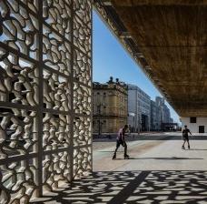 Contribuição à cultura brasileira: Brasil Arquitetura<br />Foto Nelson Kon