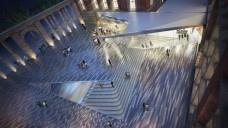 <br />© Amanda Levete Architects