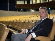 Pedro Paulo de Melo Saraiva, prêmio homenagem pelo conjunto da obra<br />Foto Joana França