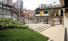 Edificio Proyecto Vivir, São Paulo, Forte, Gimenes & Marcondes Ferraz Arquitetos, 2004<br />Foto divulgação