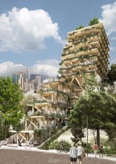 Urban Forest<br />Imagem divulgação