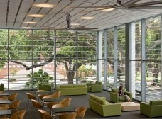 The Lavin-Bernick Center for University Life at Tulane in New Orleans<br />VJAA