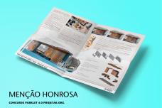 Ainda como menção honrosa a equipe formada pelo acadêmico Iago Almeida Alves - Universidade Federal de Roraima - UFRR - Roraima/RR<br />Imagem divulgação