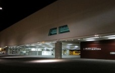 """Museu dos Coches em Lisboa, de Paulo Mendes da Rocha, MMBB Arquitetos e Bak Gordon Arquitectos, prêmio APCA """"Obra de arquitetura no exterior""""<br />Foto Bosc d'Anjou  [Wikimedia Commons]"""