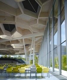 Trumpf Campus, Barkow Leibinger Stuttgart, Germany<br />Photo Christian Richters