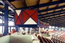 Estádio Vivaldo de Lima, Manaus, 1970. Arquiteto Severiano Porto<br />Foto divulgação  [Acervo Severiano Porto]