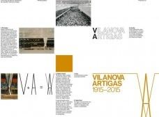 """""""Vilanova Artigas, 100 anos"""", conjunto de iniciativas coordenadas por Rosa Artigas, prêmio APCA """"Memória""""<br />Imagem divulgação  [website Vilanova Artigas]"""