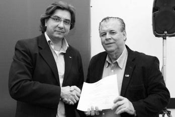 José Roberto Geraldine Junior é o novo presidente do CAU/SP